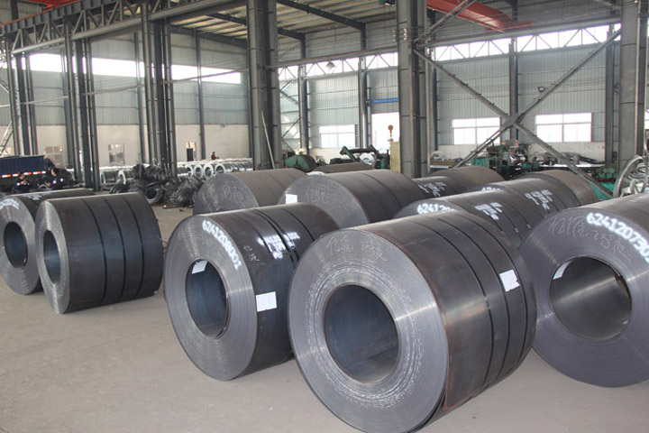 EN 10025-5 S355K2W weather-resistant steel coil supplier