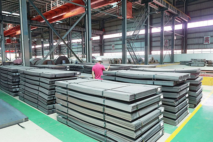EN 10025-5 S355J2WP weather-resistant steel sheet factory price