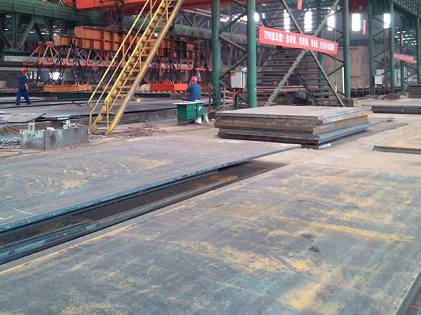 material spec S235J0W structural alloy professional supplier
