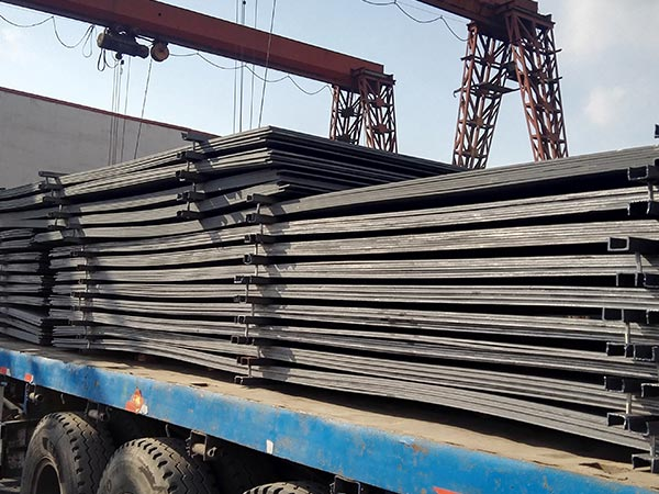 'en 10025 s355j2w structural steel material surface treatment